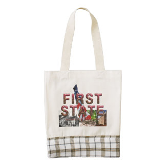 ABH First State Zazzle HEART Tote Bag