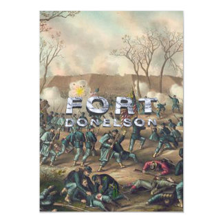 ABH Fort Donelson Magnetic Card
