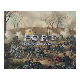 ABH Fort Donelson Poster