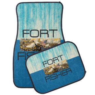 ABH Fort Fisher Car Mat