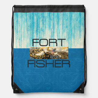 ABH Fort Fisher Drawstring Backpack
