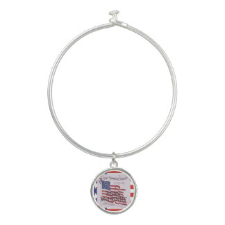 ABH Fort McHenry Bangle Bracelet