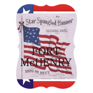 ABH Fort McHenry Card