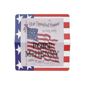ABH Fort McHenry Checkbook Cover
