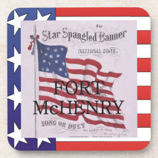 ABH Fort McHenry Coaster