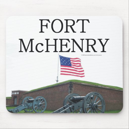 ABH Fort McHenry Mouse Pad