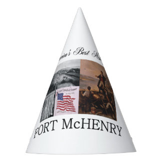 ABH Fort McHenry Party Hat