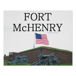 ABH Fort McHenry Poster