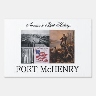 ABH Fort McHenry Sign