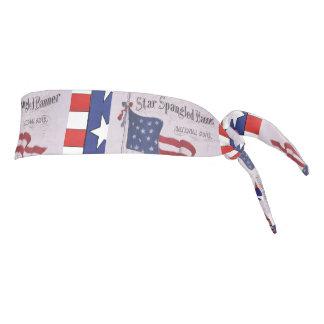 ABH Fort McHenry Tie Headband