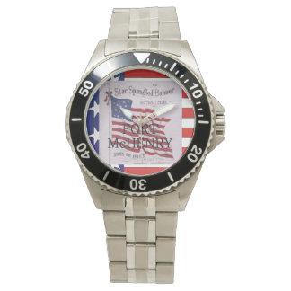ABH Fort McHenry Wristwatch