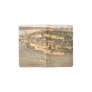 ABH Fort Monroe Pocket Moleskine Notebook