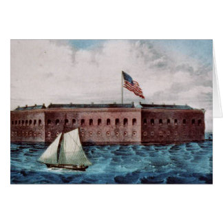 ABH Fort Sumter Card