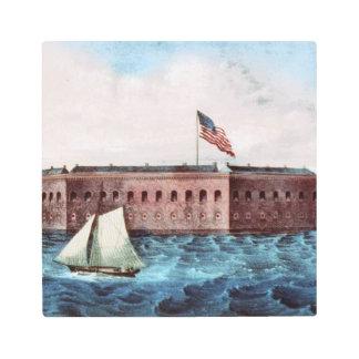 ABH Fort Sumter Metal Photo Print