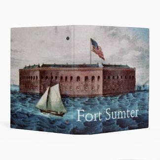 ABH Fort Sumter Mini Binder