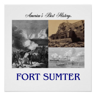 ABH Fort Sumter Poster
