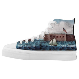 ABH Fort Sumter Printed Shoes