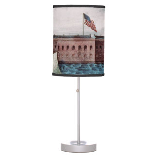 ABH Fort Sumter Table Lamp