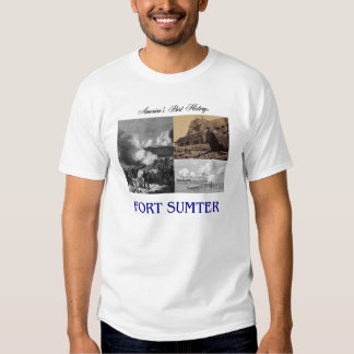 ABH Fort Sumter Tee Shirts
