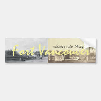 ABH Fort Vancouver Bumper Sticker