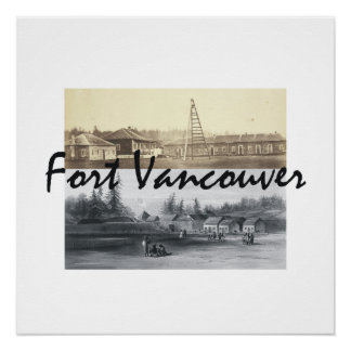 ABH Fort Vancouver Perfect Poster