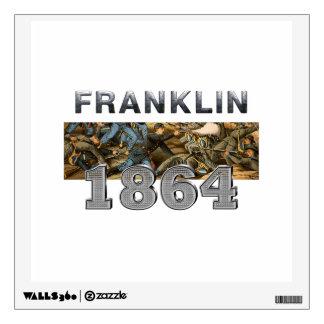 ABH Franklin Wall Sticker