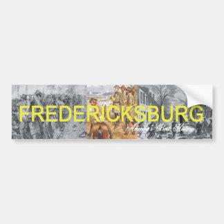 ABH Fredericksburg Etiqueta De Parachoque