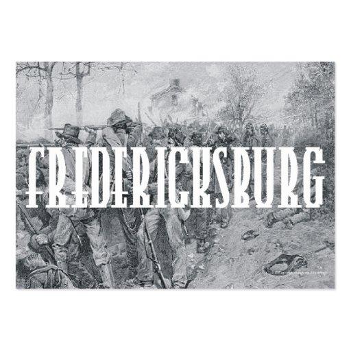 ABH Fredericksburg Large Business Card