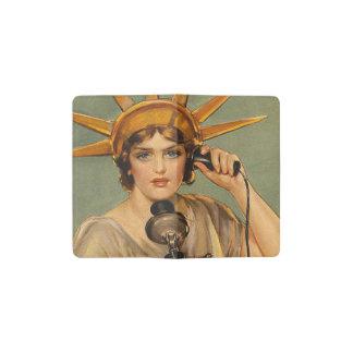 ABH Freedom Calling Pocket Moleskine Notebook