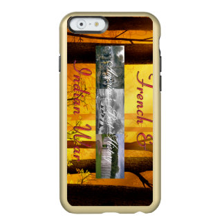 ABH French & Indian War Incipio Feather® Shine iPhone 6 Case