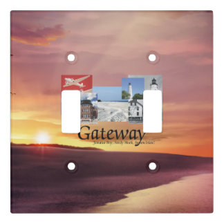 ABH Gateway Light Switch Cover