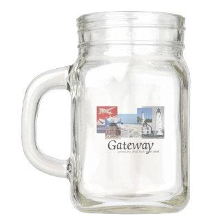 ABH Gateway Mason Jar