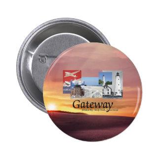 ABH Gateway NRA Pinback Button