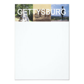 ABH Gettysburg Card
