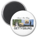ABH Gettysburg Fridge Magnets