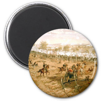 ABH Gettysburg Imán Redondo 5 Cm