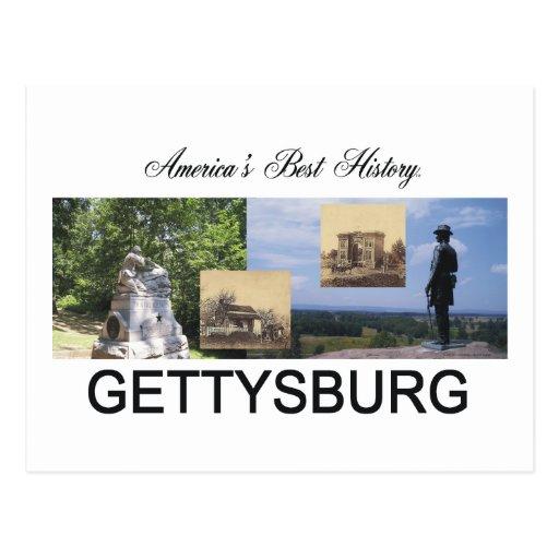 ABH Gettysburg Postal