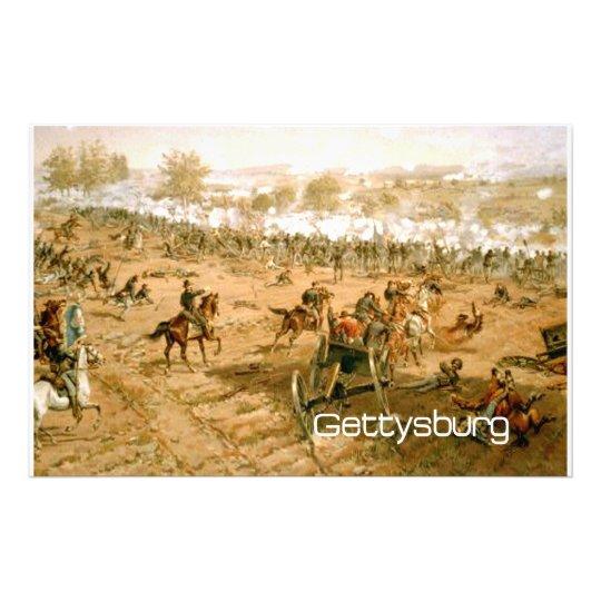 ABH Gettysburg Stationery