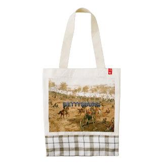 ABH Gettysburg Zazzle HEART Tote Bag
