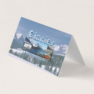 ABH Glacier NP Business Card