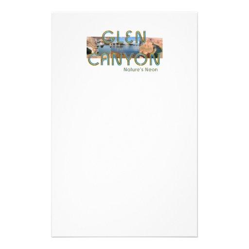 ABH Glen Canyon Stationery