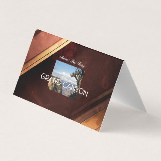 ABH Grand Canyon Business Card