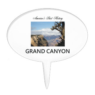 ABH Grand Canyon Cake Toppers