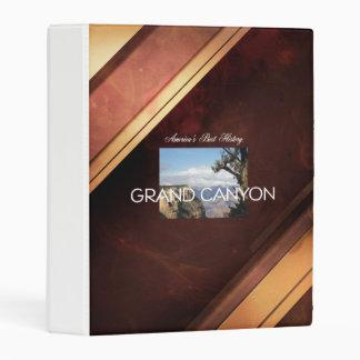 ABH Grand Canyon Mini Binder