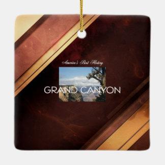 ABH Grand Canyon Square Ornament