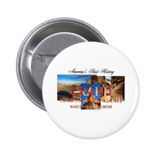 ABH Grand Staircase-Escalante Pinback Button