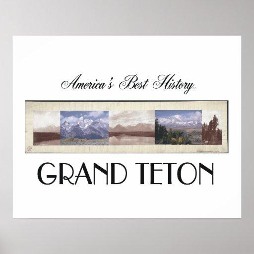 ABH Grand Teton Poster