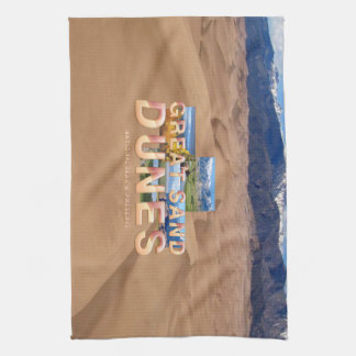 ABH Great Sand Dunes Towel