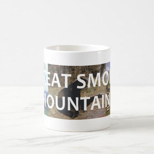 ABH Great Smoky Mountains Coffee Mugs