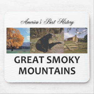 Great Smoky Mountains National Park T-Shirts, Backpacks, and Souvenirs